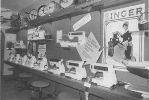 Die Singer-Filiale 1981